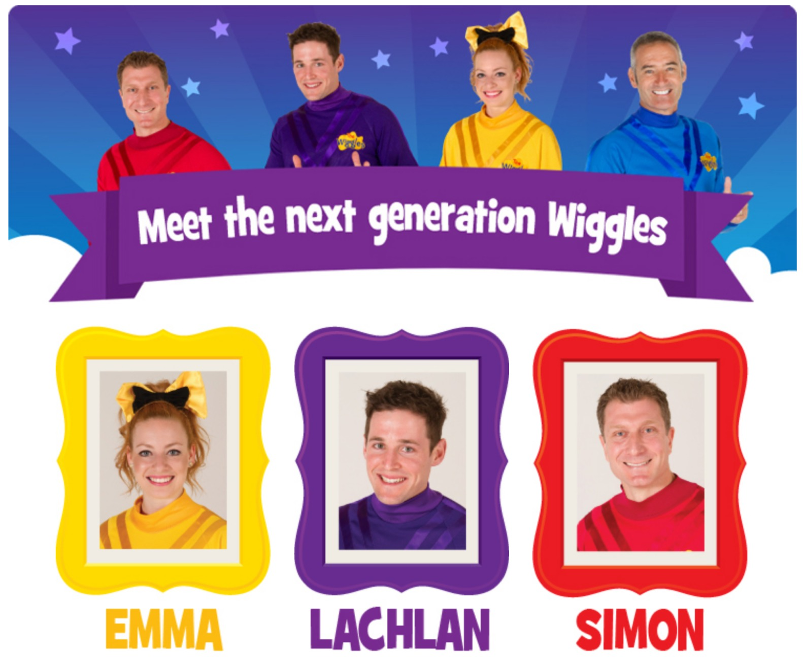 New Wiggles 2013