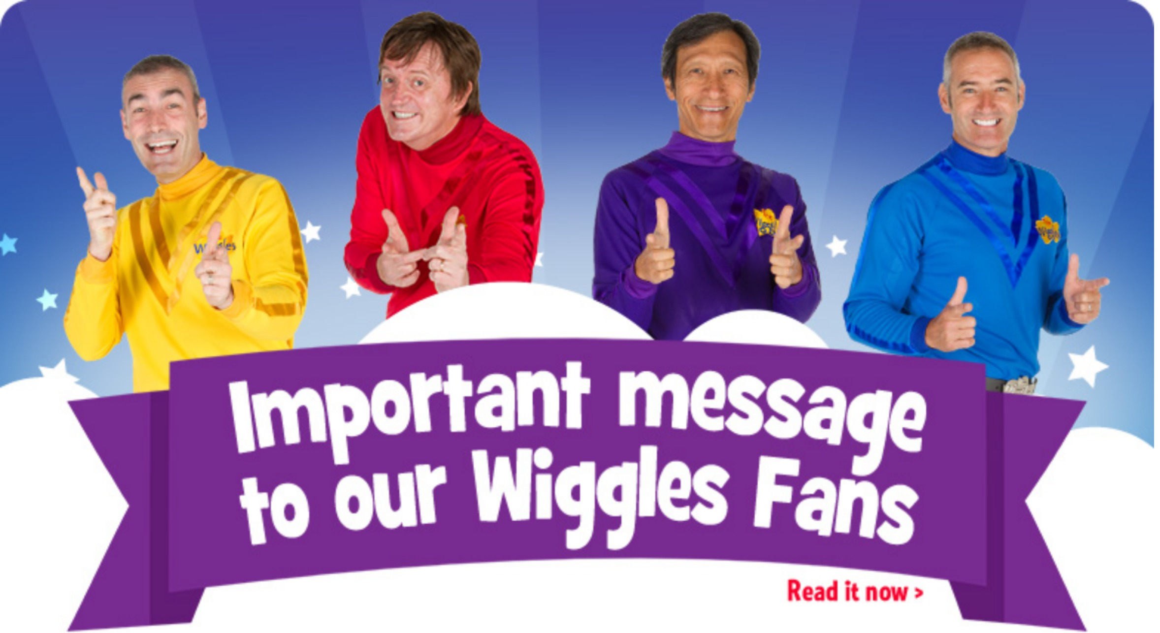 Wiggles On Tour