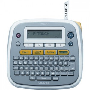 The Brother P-Touch Labeler: The First Tool You Need To Get Organized